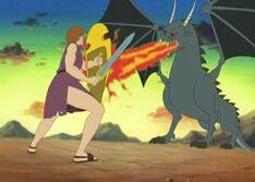 Bellerophon and Pegasus 33