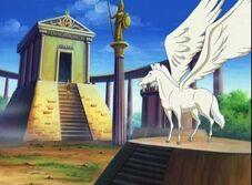 Bellerophon and Pegasus 42