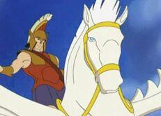 Bellerophon and Pegasus 44