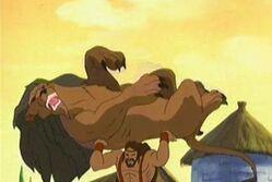 Hercules and Iolas