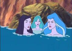 Sea nymphs 4
