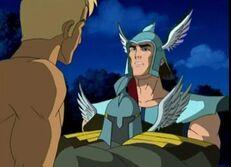 Mythic Warriors Perseus 21