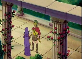 Andromeda;The Warrior Princess 3
