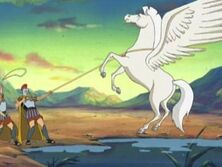 Bellerophon and Pegasus 12