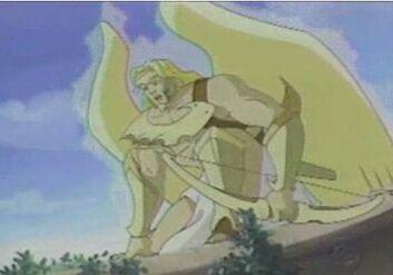 Mythicwarrior eros