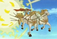 The Chariot of Fire 4