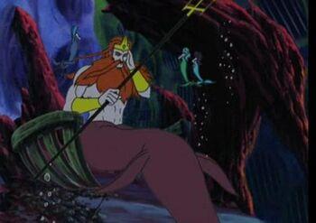 Poseidon mythic 2