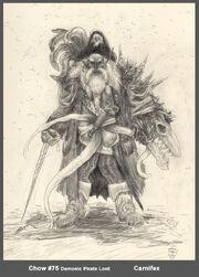 Demonic pirate lord by Siansaar