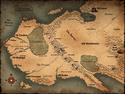 Myth TFL World Map (2)