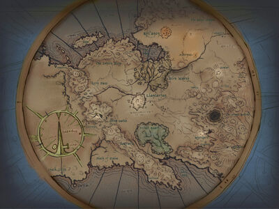 Myth III World Map