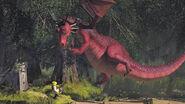 Дракон - Шрек