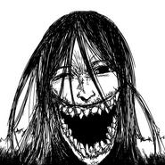 Кутисакэ-онна - Mob Psycho 100