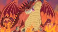 Дракон - Ван Пис