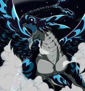 Дракон - Хвост Феи - Акнология