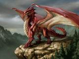 Classic European Dragon