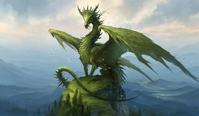 File:Green dragon v2 by sandara-d9l3myt.jpg