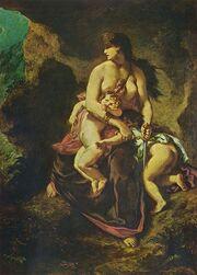 Médée et ses fils