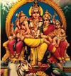 Famille de Shiva