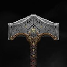 Mjölnir | Mythology Wiki | FANDOM powered by Wikia