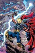 Thor calling the thunder
