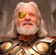 Odin in Thor