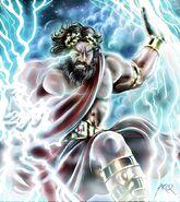 Zeus- God of Gods