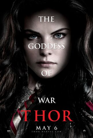 File:Thor The Goddess of War poster.jpg