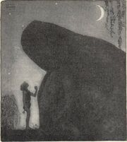 Awake Groa Awake Mother - John Bauer