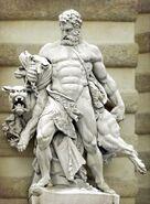 Heracles-cerberus