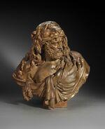 Lucas Faydherbe, Buste van Hercules - Buste d'Hercule, KBS-FRB