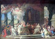 Alessandro Marchesini - Dedication of a New Vestal Virgin - WGA14054