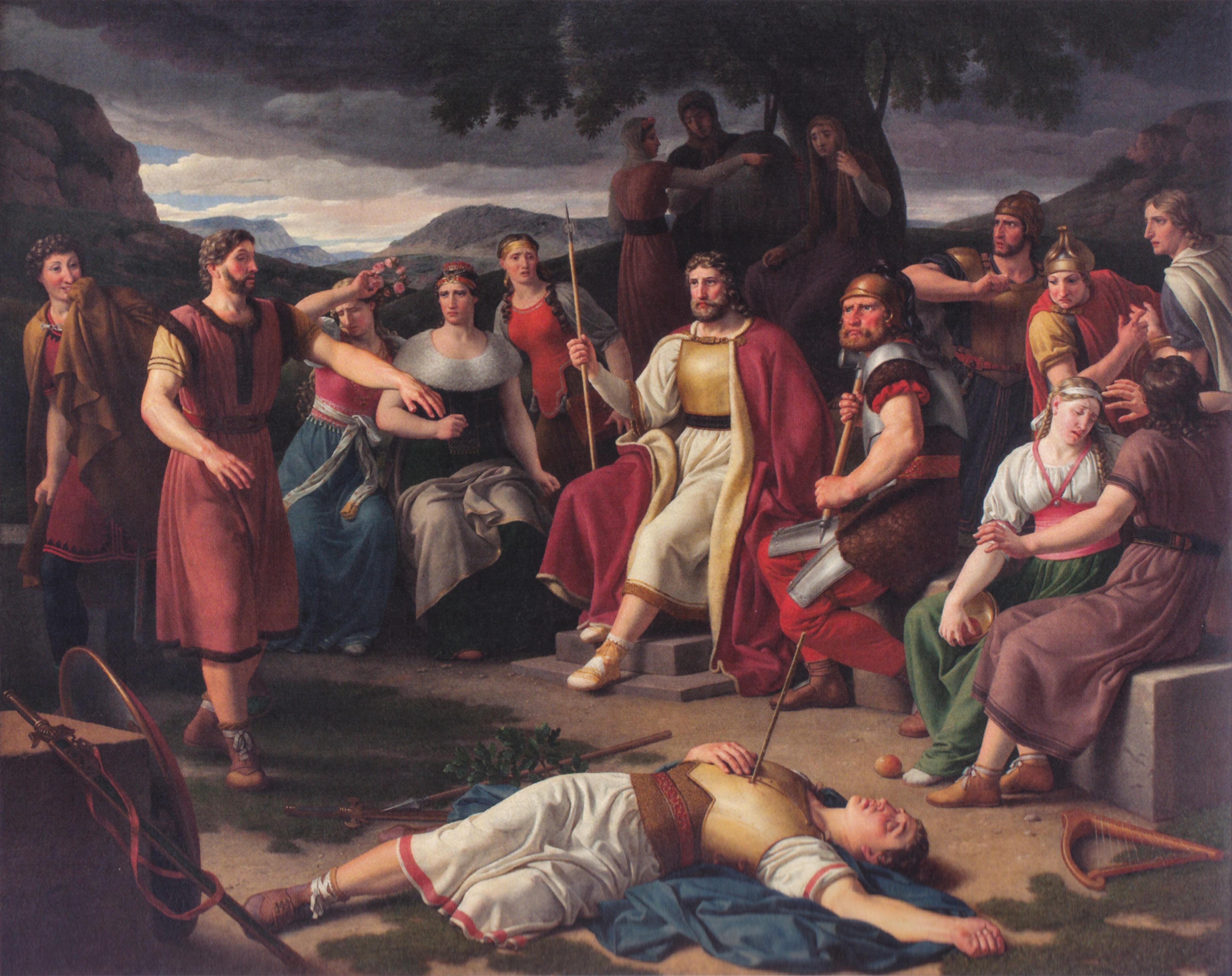 Baldr | Mythology Wiki | FANDOM powered by Wikia