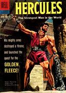 Hercules Comic Cover