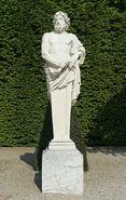 380px-Parc de Versailles, demi-lune du bassin d'Apollon, Jupiter, Jean-Jacques Clérion 01