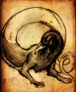 Amon sketch by don pachi-d4zabi4