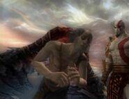 Icarus in God of War II