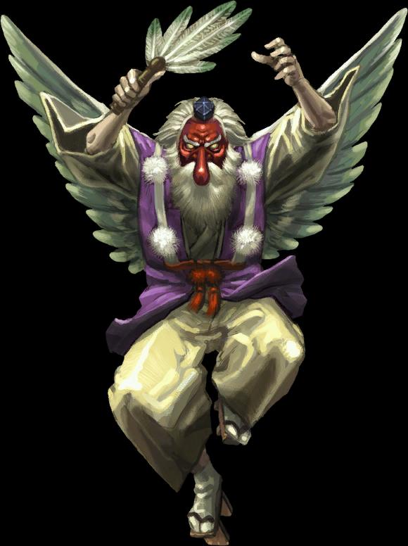 tengu mythology wiki fandom powered by wikia