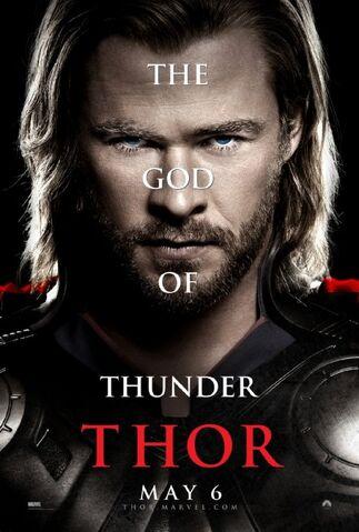 File:Thor The God of Thunder poster.jpg