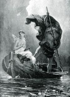 Charon Mythology Wiki Fandom