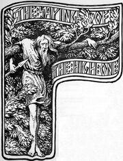Odin's Self-sacrifice by Collingwood
