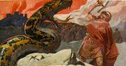 Thor und die Midgardsschlange