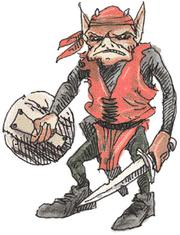 Monstrous Manual 2e - Goblin - p163