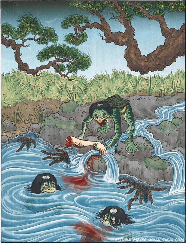 gładki Kup online na sprzedaż online Kappa | Mythology Wiki | FANDOM powered by Wikia