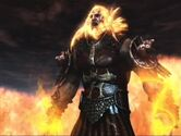 Ares in God of War