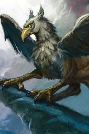 Griffin mythology wiki fandom - A picture of a griffin the creature ...