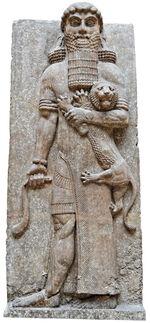 Gilgamesh louvre