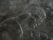 Missorium Herakles lion Cdm Paris 56-345 n3