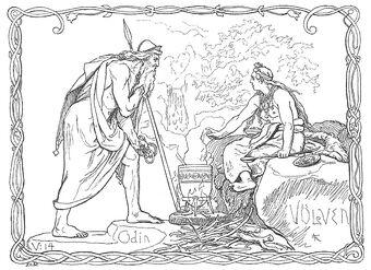 Wiki Odin God