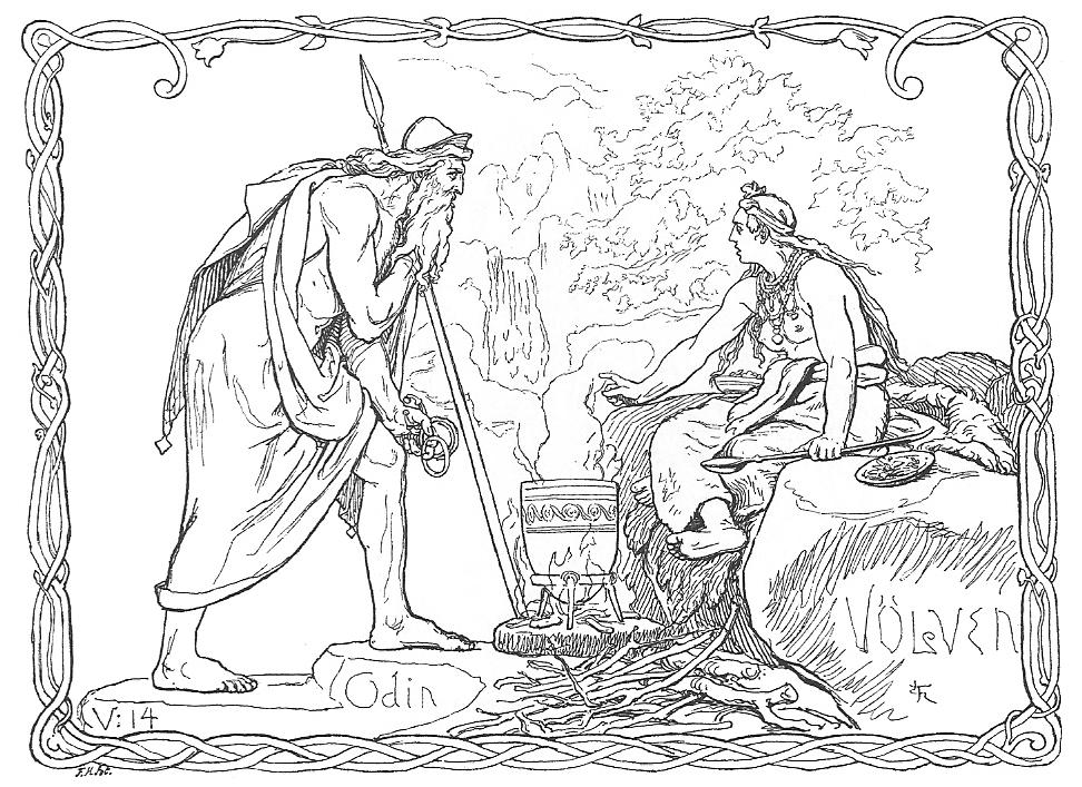 Norse Mythology Mythology Wiki Fandom Powered By Wikia