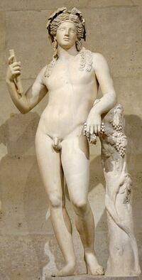 Dionysos Louvre Ma87 n2